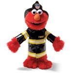 Elmo FDNY Firefighter