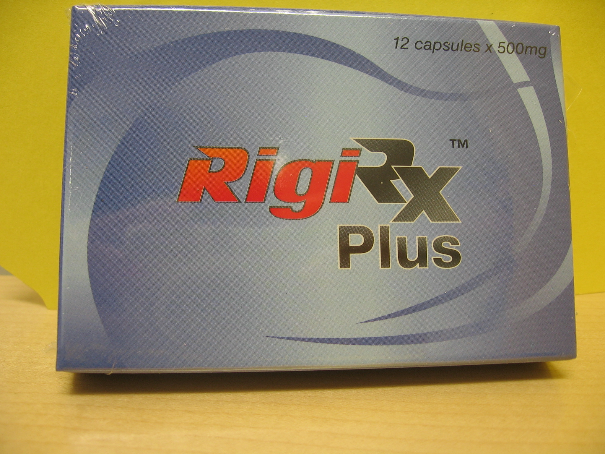 RigiRx label
